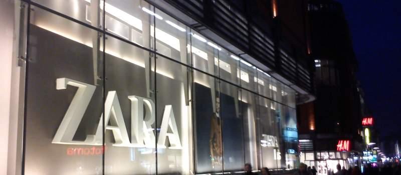 Zara zatvara određene radnje u Srbiji?