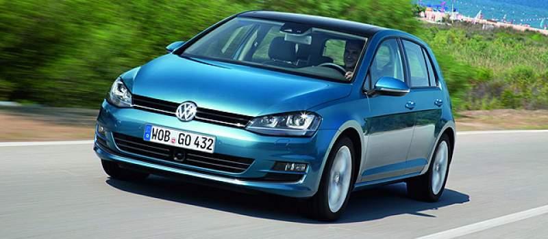 Pogledajte Golf 7, novu uzdanicu VW-a (FOTO)