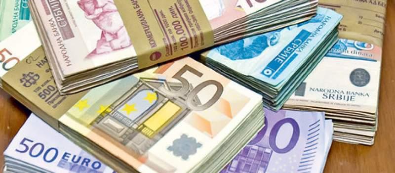Dinar bez promene, kurs 120,6313
