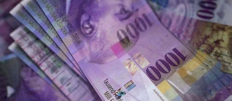 """Švajcarski franak """"oborio"""" evro"""