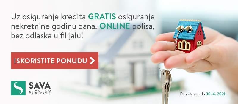 Osiguranje kredita – najbolja ponuda Sava osiguranja!