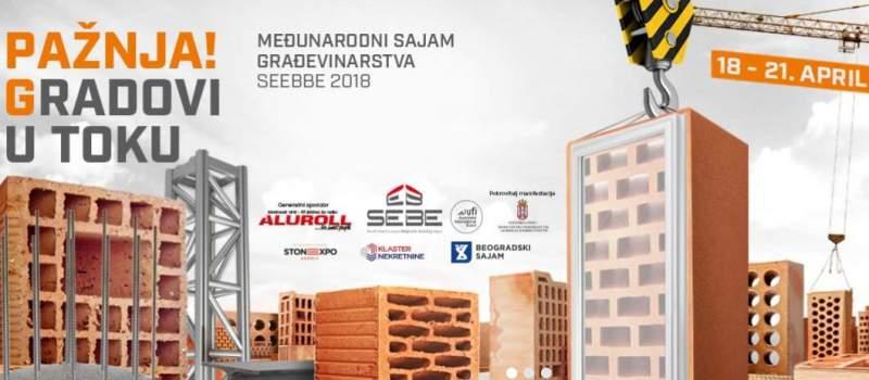 Više od 600 izlagača na sajam građevinarstva