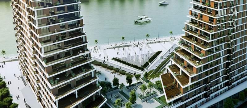 Najjeftiniji stan u BG na vodi 156.000 EUR
