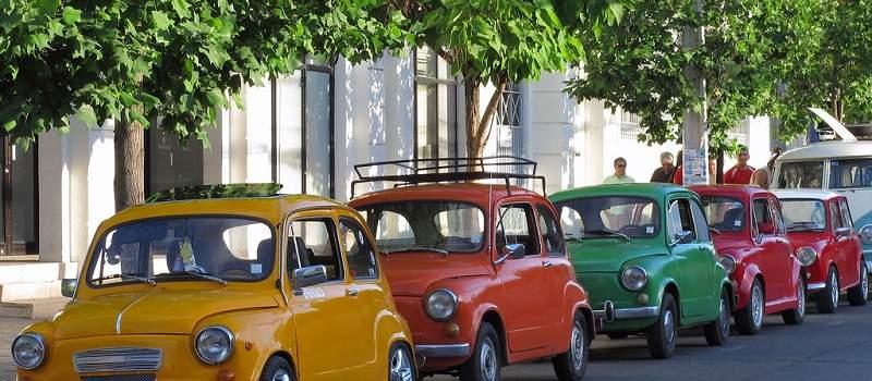 """Makedonci se dosetili ideje za biznis: """"Fića"""" na električni pogon"""