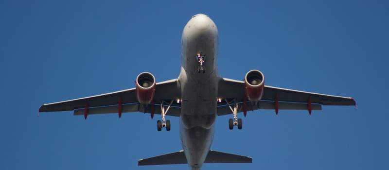 Broj letova pao na nivo iz sedamdesetih