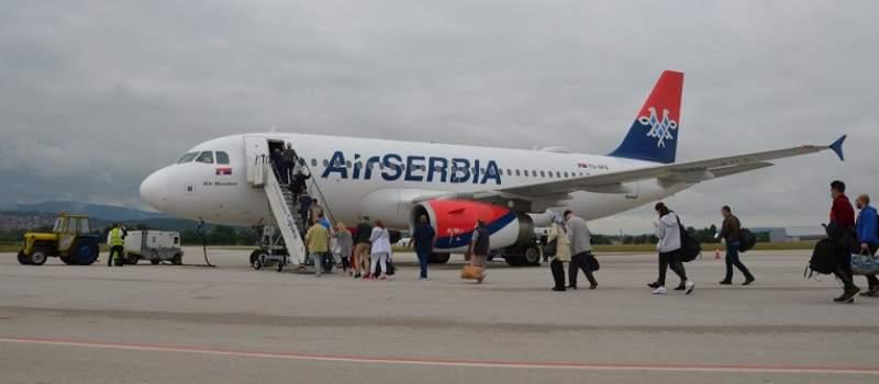 Air Srbija u 2019. ostvarila profit od 9,5 miliona evra
