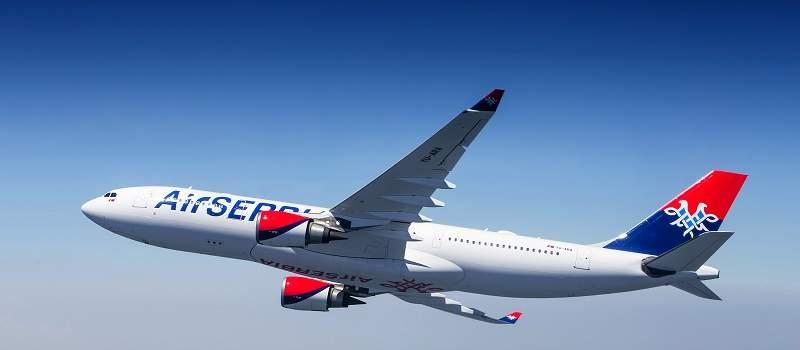 Air Srbija povećava broj letova za Ljubljanu, Pariz i London