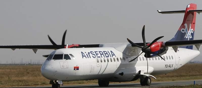 "Air Srbija obnovila letove iz Kraljeva i ""pojačala"" u Nišu"