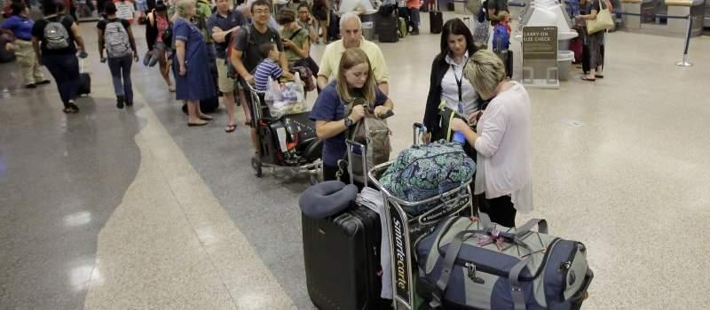 Aerodrom u avgustu opslužio više od 600 hiljada putnika