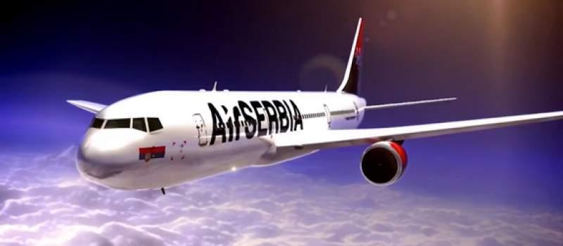 Air Serbia: U subotu privremeni prekid onlajn usluga