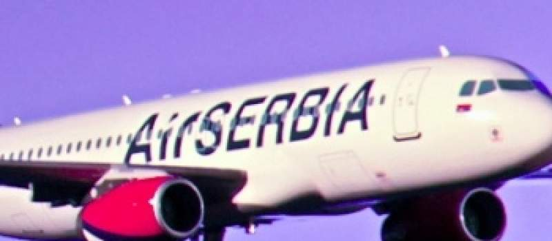 Air Serbia prilagođava svoju mrežu na kratke letove