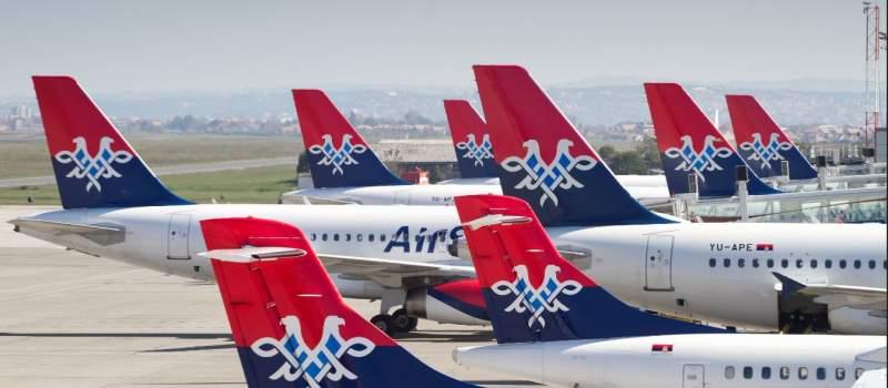 """""""AIR Serbia"""" ne leti do Njujorka zbog - remonta aviona"""