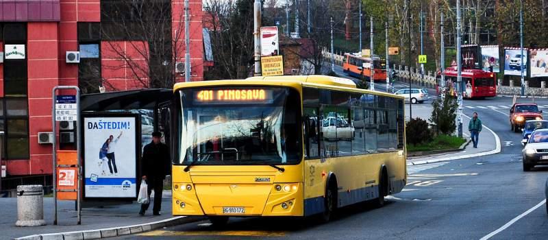 """I Kragujevac dobio svoj """"Bus plus"""" - eKG"""