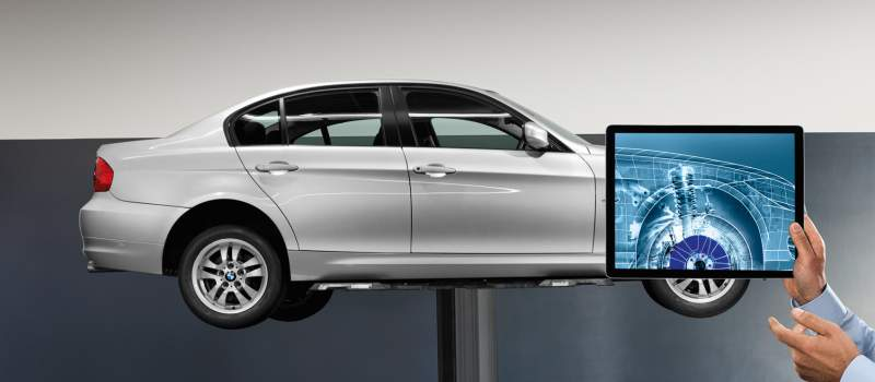 360° pregled BMW vozila