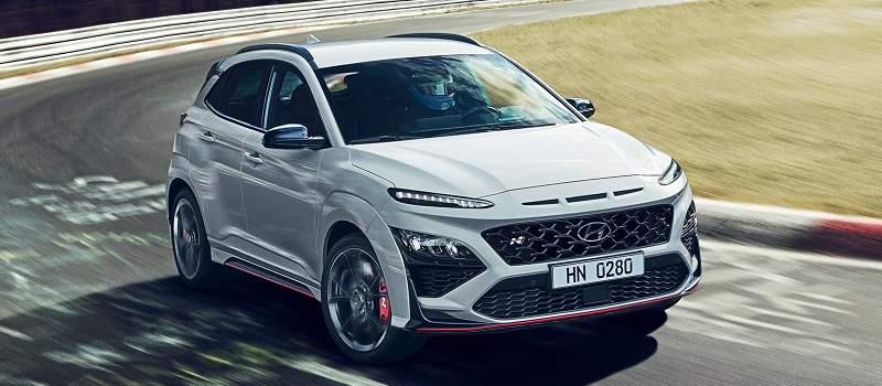 Šta donosi novi Hyundai Kona N?