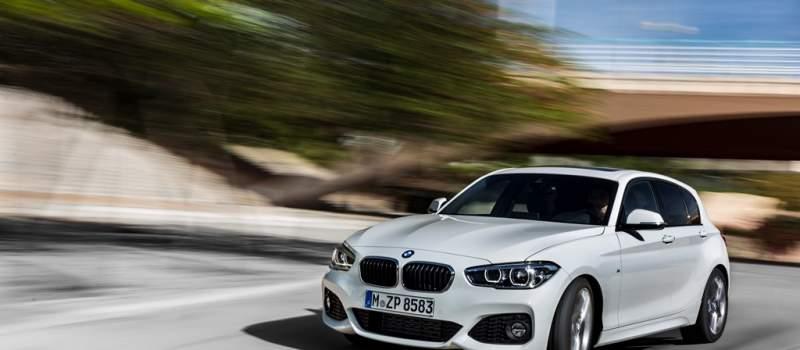 BMW Serije 1 sa paketom uštede od 3.000€.
