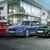 BMW JOY WEEK nedelja ekstremnih akcijskih cena