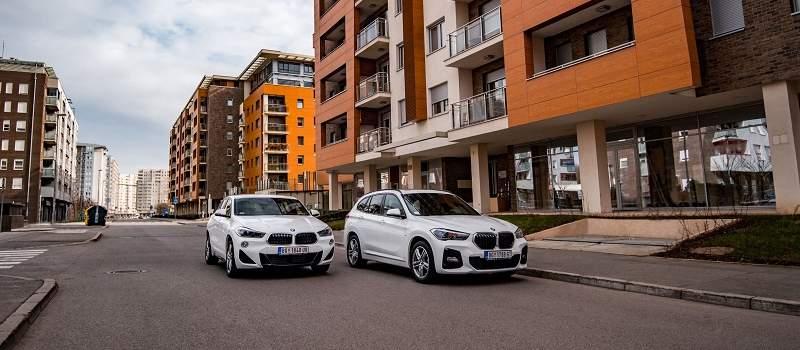 Jednačina bez nepoznatih -6.300€ = BMW X1 ILI X2