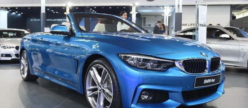 U BMW hali izloženo 30 vozila