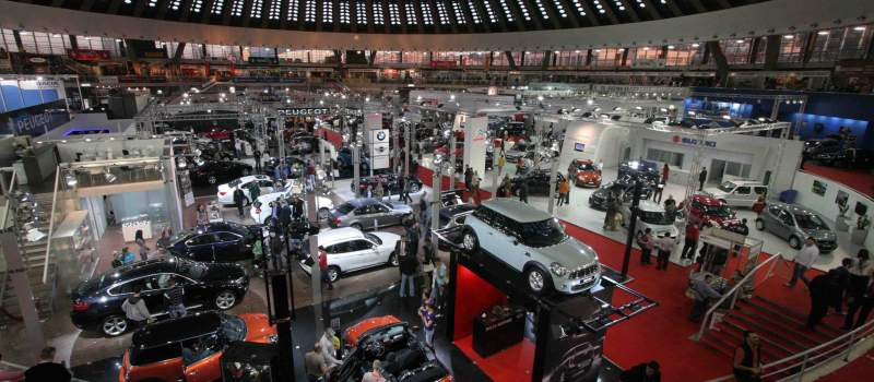 Salon automobila od 24.marta do 2.aprila