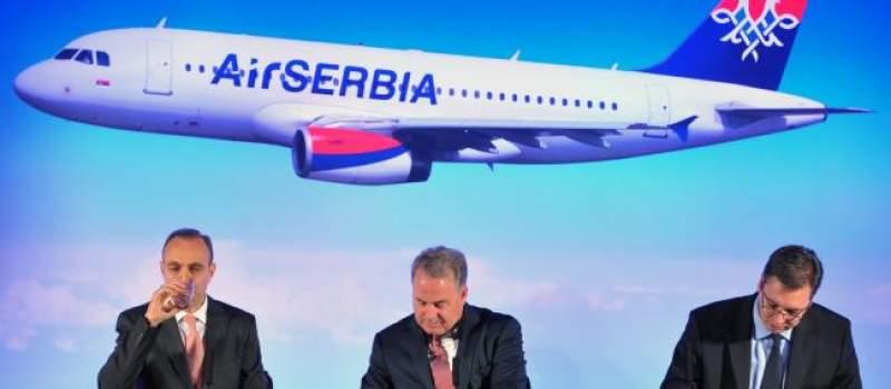 """Sutra poleće """"Er Srbija"""", budući lider regiona"""