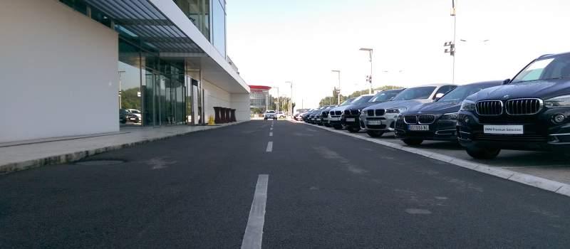 Kupovina novih i korišćenih  BMW i MINI vozila