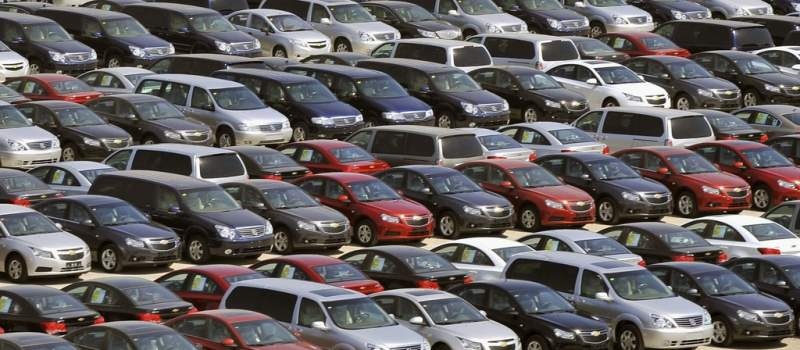 Srbi kupili 60 odsto automobila manje nego 2008.