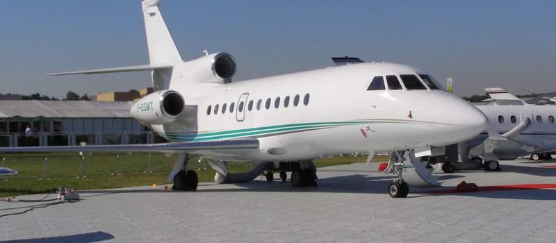 """Vlada Srbije kupuje avion """"falkon"""" za 30 mil. evra"""