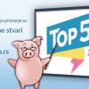 Kamatica u top 50 sajtova