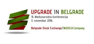 Beogradska Berza: Upgrade in Belgrade 2016.
