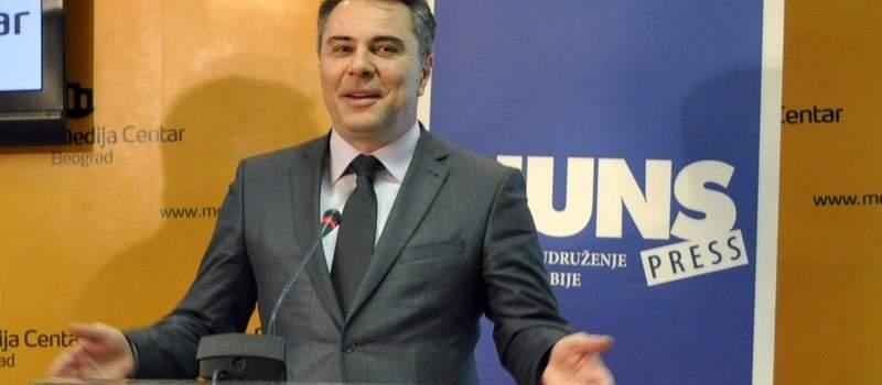 Bugarin podnosi ostavku u PKS iz ličnih razloga