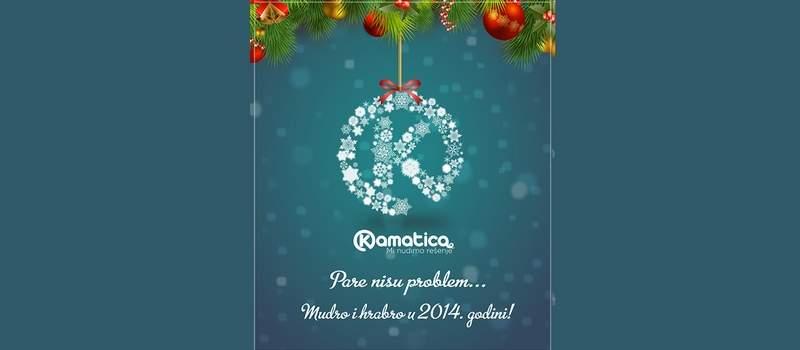 Srećna Nova 2014. godina!