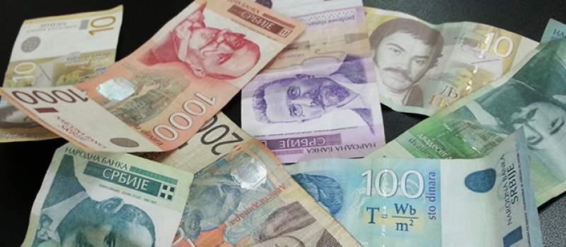 Dinar ojačao zbog turista, investitora i dijaspore
