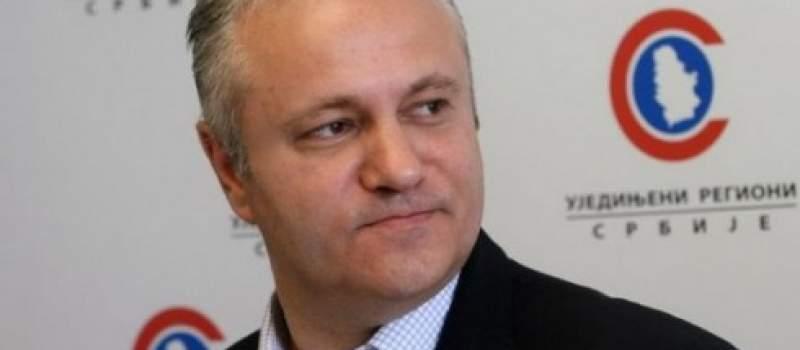 Dinkić: Ne prodajemo Galeniku Milanu Paniću