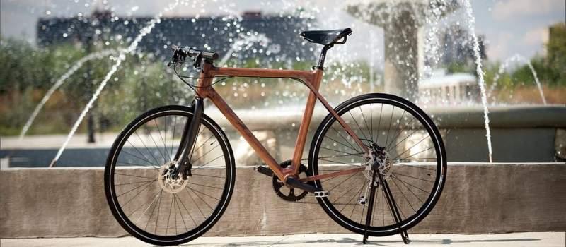 Srpski drveni bicikl ide u svet