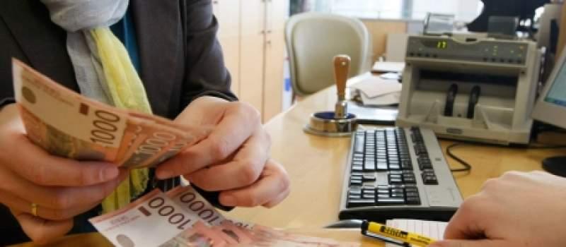 Dinar miruje: Za evro danas 117,9316 dinara