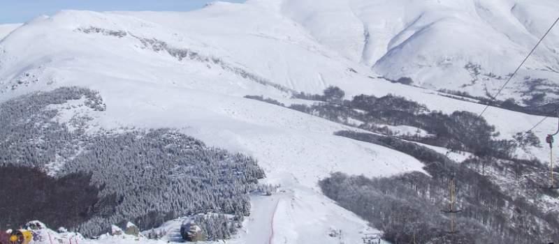 Na Kopaniku rade staze Krst i Mašinac i ski vrtić