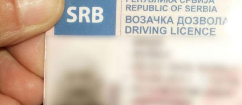 Vozačima kazna do 30.000 RSD