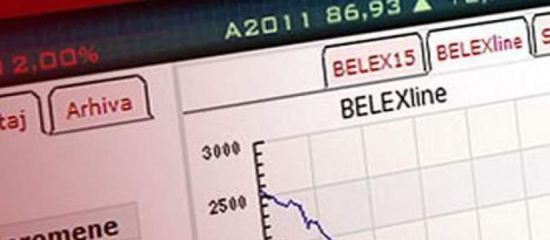 Zaustavljen pad Belexa, obveznice podigle promet