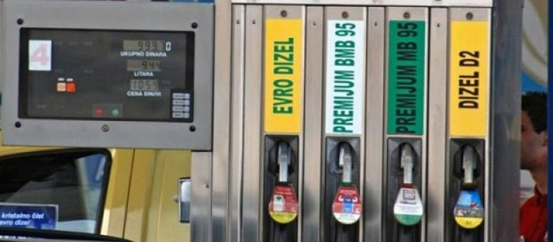 Od 1. avgusta prestaje prodaja goriva D2 i BMB 95