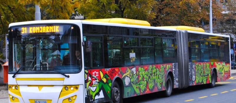 Beograđanima stiže 200 novih autobusa