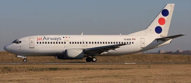"""Jat: """"Leti"""" 400 zaposlenih, sleće šest aviona"""
