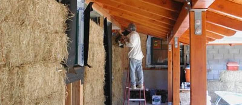 U budućnosti ćemo živeti u kućama od slame?