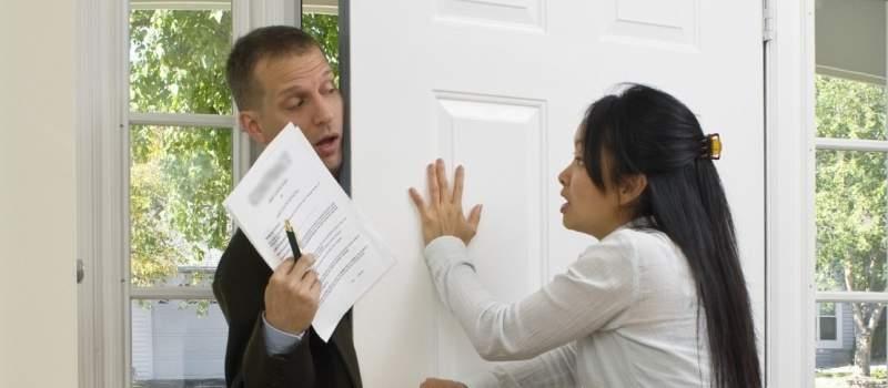 Šta kad izvršitelj zakuca na vrata?