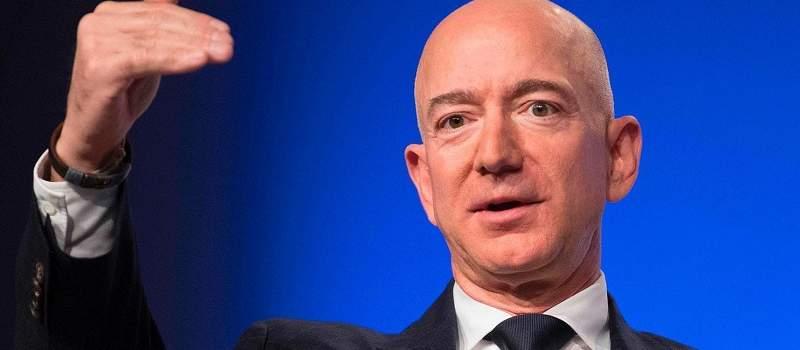 Mask se kratko zadržao na vrhu, Bezos opet preuzeo vrh