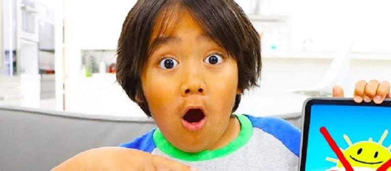Ovaj osmogodišnjak je zaradio 26 miliona dolara u 2019.