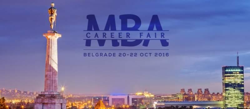Regionalni MBA Career Fair od 20. do 22. oktobra