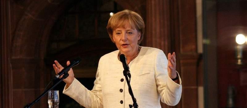 Merkel: Statistika vara, Nemci su bogati