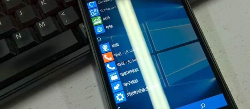 Evo prvih Windows 10 telefona