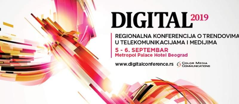 #Digital2019: Konferenciju otvara panel telekomunikacijskih lidera regiona